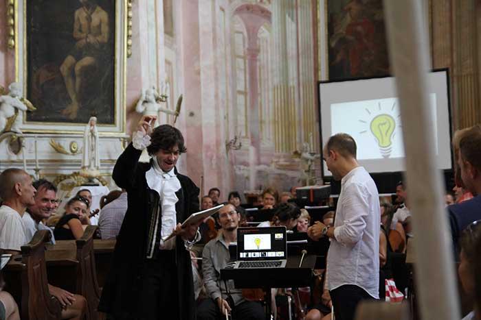 Rollover Beethoven Szemenyei János főszereplésével-Kapolcs