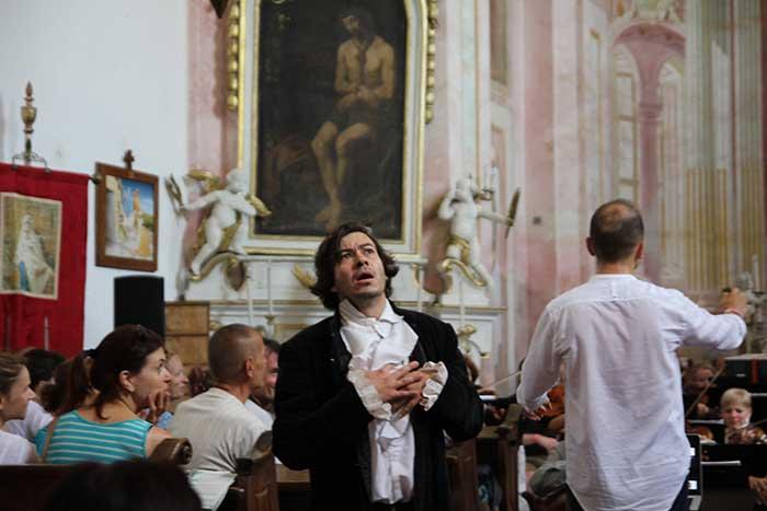 Rollover Beethoven Szemenyei János főszereplésével